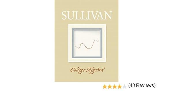 College algebra michael sullivan 9780132402866 amazon books fandeluxe Images