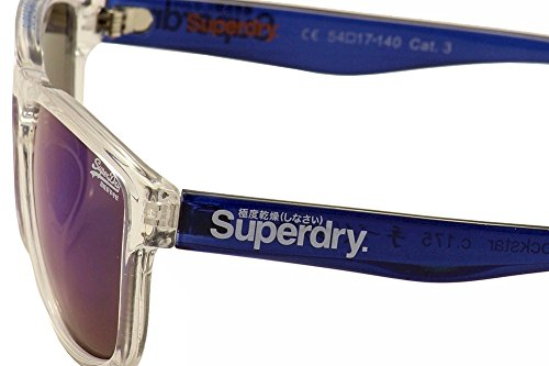 Rockstar Mirror 175 Blue Clear Superdry HFpU4qqB