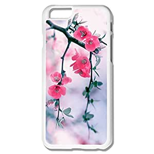 Popular Pink Blossom Flowers Spring IPhone 6 Case For Him