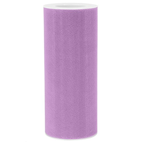 ([ 6' x 25yd ] Lavender Matte Tulle Rolls for party and craft (Lavender, Matte Tull Roll) )