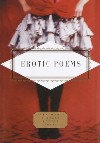 Erotic Poems (Everyman's Library Pocket Poets)