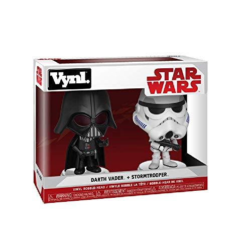 Funko Vynl Star Wars Darth Vader+Stormtrooper