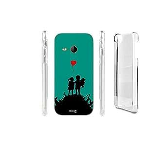 FUNDA CARCASA BIMBI GUERRA LOVE PARA HTC ONE MINI 2
