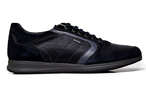 Geox las zapatillas de deporte Hombre U64H5C 022ME Armada C4002