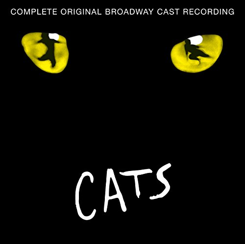 Cats (Original Broadway Cast Recording) (Music Andrew Lloyd Webber)