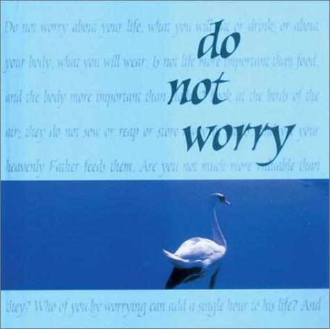 Download Do Not Worry: Words to Treasure Series pdf