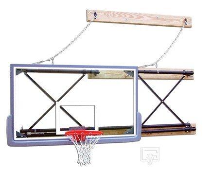 横開き壁マウントバスケットボールシステムwith 42