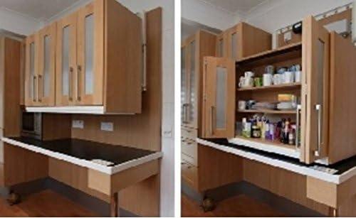 VI-ADANPA Muebles de Cocina adaptados para minusvalidos: Amazon.es ...