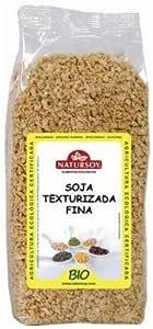 SOJA TEXTURIZADA FINA 200 gr BIO: Amazon.es: Alimentación y ...