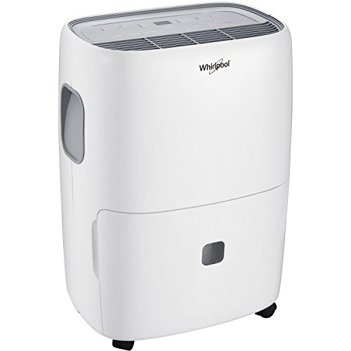 Best Whirlpool, White High-Efficiency 70-Pint Dehumidifier with Built-in Pump