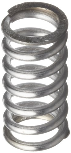 - Compression Spring, 302 Stainless Steel, Inch, 0.24