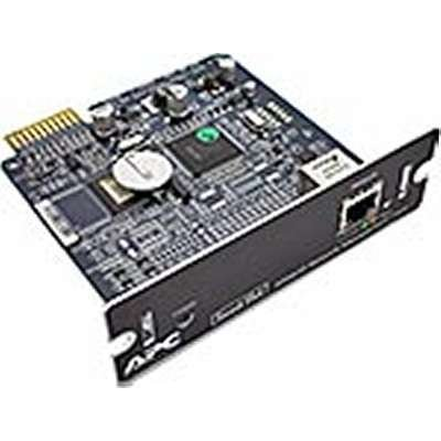 (APC AP9630-1 UPS Network Management Card )