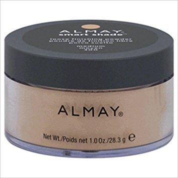 Almay Loose Powder - Alm Loose Finish Pwdr Me Size 1z Alm Smart Shade Loose Finishing Powder Medium 1z