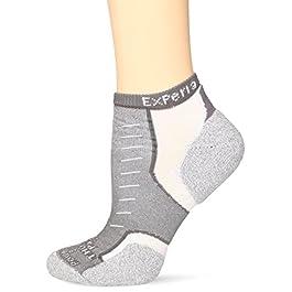 Thorlos Experia Unisex XCCU Multi-Sport Thin Padded Low Cut Sock