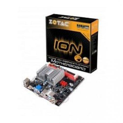 Zotac IONITX-C-U Atom N230 Single Core 90-Watt PSU ITX In...