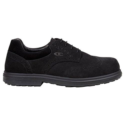 Cofra 33510-002.W42 Newry S1 P SRC Chaussures de sécurité Taille 42 Noir
