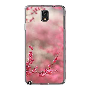 Galaxy High Quality Tpu Case/ Sakura Cherry Blossom AUD1239SFfA Case Cover For Galaxy Note 3