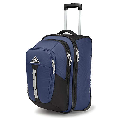 High Sierra Pathway Luggage Carry-On Wheeled Upright