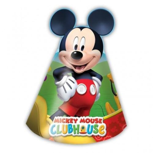mickey mouse cone hats - 2