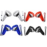 XIAOGE Silicone Controller Grip Cover for Oculus