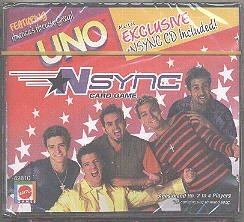 Price comparison product image Uno NSynch Card Game