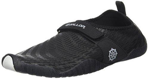 Ballop Unisex Patrouille Blote Voeten Fitness Schoenen Patrouille Zwart