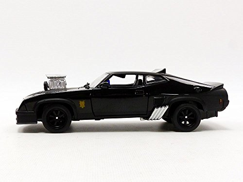 Greenlight 1:24 Last of the V8 Interceptors (1979) -1973 Ford Falcon XB (84051) Die-Cast Vehicle, Black by Greenlight (Image #4)
