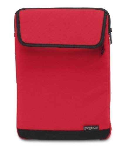 JanSport 2.0 13'' Sleeve For Laptop and Tablet Laptop Sleeve Red by JanSport (Image #1)