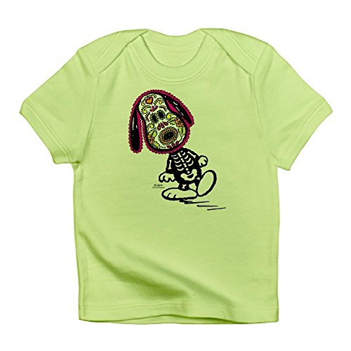 3m Dog Treats (CafePress - Day Of The Dog Snoopy - Cute Infant T-Shirt, 100% Cotton Baby Shirt)