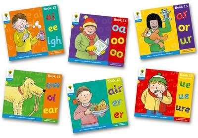 [(Oxford Reading Tree: Level 3: Floppy's Phonics: Sounds and Letters: Pack of 6)] [Author: Debbie Hepplewhite] published on (January, 2011)