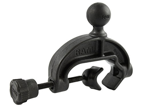 RAM Mount RAP-B-121BU Universal Yoke Clamp Consumer Electronics by RAM