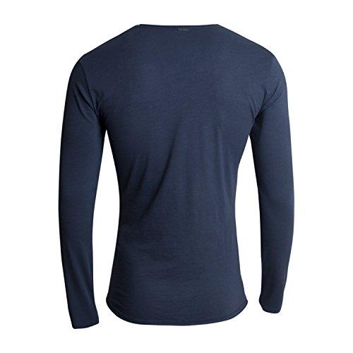 """T-Shirt """"MLS AQUA"""" für Herren - von Key Largo - Farbe Dark blue"""