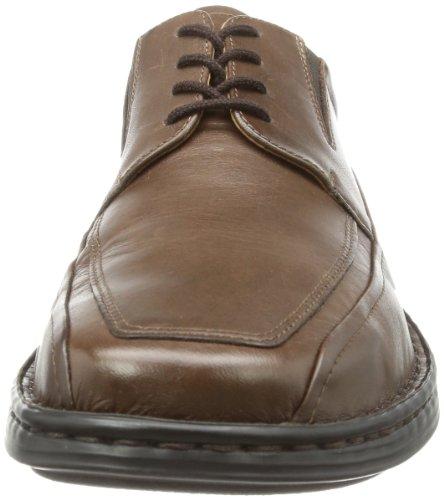Josef Seibel Brian - Zapatos con cordones para hombre Marrón
