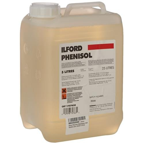 Ilford Phenisol X-Ray Developer, 5 Liters