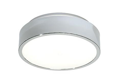 Saxby lipco small hf ip44 16w bathroom light 31950