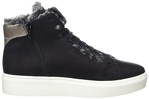 Black Damen ESPRIT Bootie Elda Hohe Sneaker Schwarz RYwqZzwx