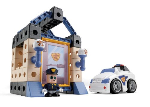 Fisher Price TRIO Police Station