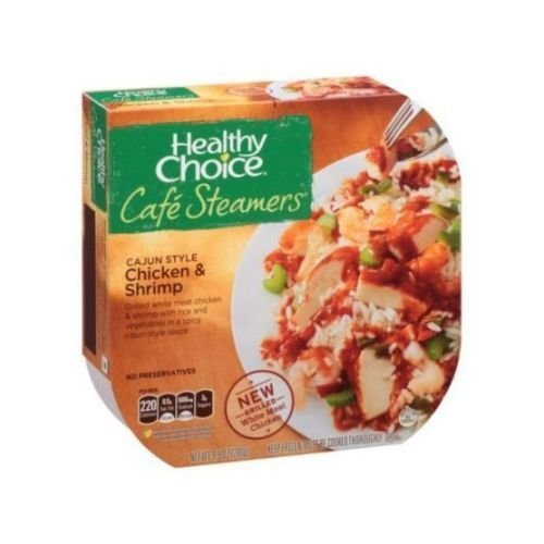 healthy-choice-cafe-steamers-cajun-chicken-shrimp-99-ounce-8-per-case-by-healthy-choice