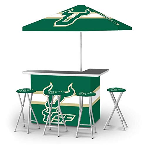 Victory Tailgate South Florida Bulls USF Pop Up Bar Classic Design
