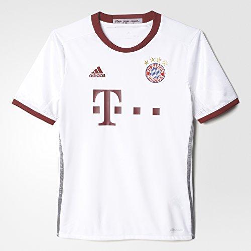 Adidas FC Bayern Munich UCL Youth Jersey-WHITE (XL) – DiZiSports Store