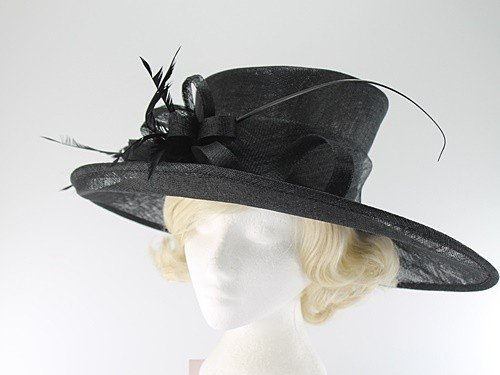 15fc80e66d571 Max and Ellie Events Hat in Black