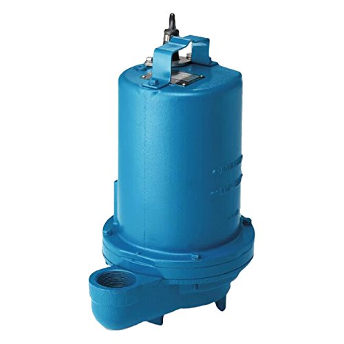 Crane-Pumps-105046-Submersible-Effluent-Pump-12-hp-Blue
