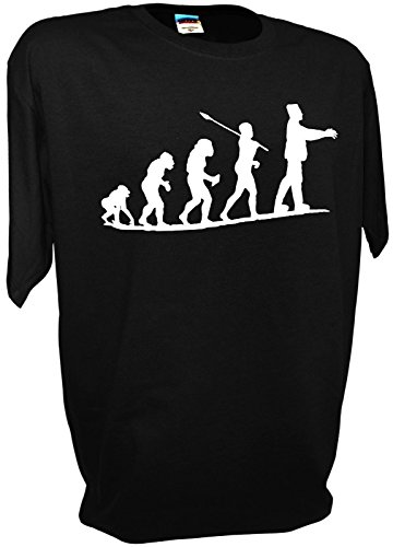 Mens Frankenstein Monster Evolve Classic Karloff Horror Movie Tee By Achtung T Shirt LLC]()