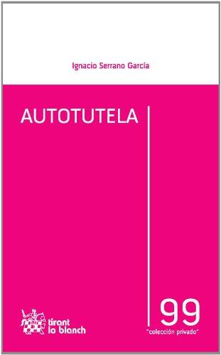 Descargar Libro Autotutela Ignacio Serrano García