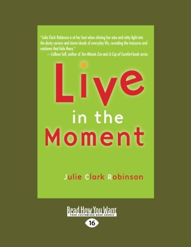 Live in the Moment ebook