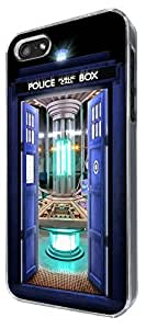 Doctor Who Tardis Call Box Travel Machine 249 Design For All iphone 6 4.7'' / iphone 6 plus 5.5'' / iphone 4 4S / iphone 5 5S / iphone 5C Fashion Trend CASE Back COVER Plastic&Metal -Select your phone model from the drop box under (iphone 4 4S) by ruishername