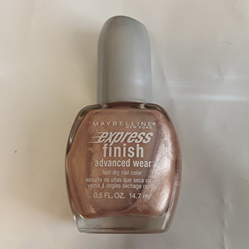 (Maybelline Express Finish Fast Dry Nail Color Toffee Icing (Discontinued))