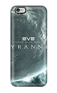 New Tpu Hard Case Premium Iphone 6 Plus Skin Case Cover(beautiful Eve Online Tyrannis )