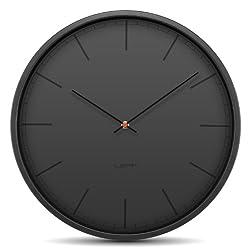 wall clock tone35 black index