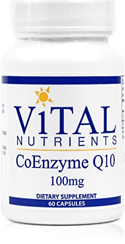 Vital Nutrients CoEnzyme Antioxidant Scavenger